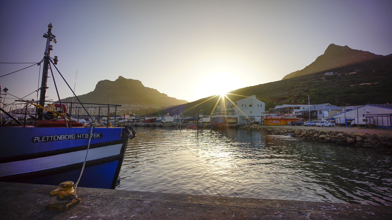 Houtbay harbour 1 – (4) – W