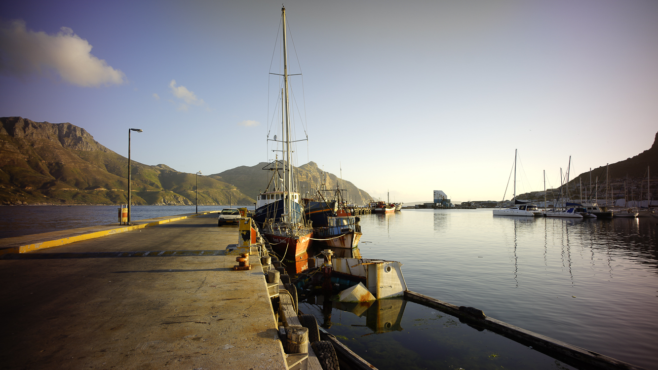 Houtbay harbour 1 – (6) – S